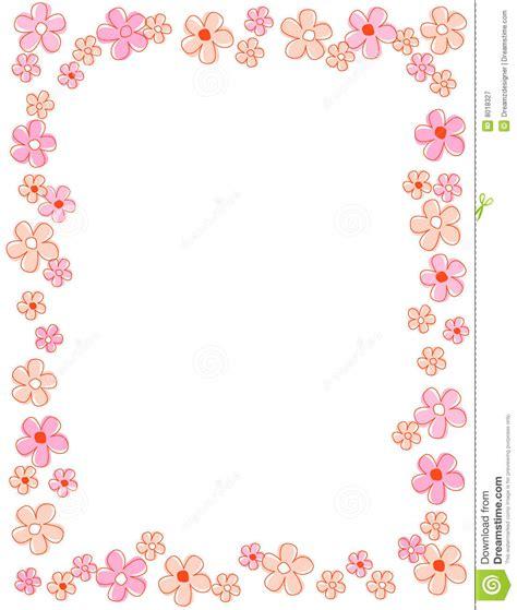 Blumenrand Feld Vektor Abbildung Bild Von Hintergrund Wedding Planner Cover Pages