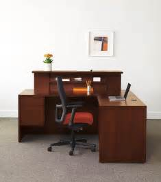 hon reception desk hon 10500 series l shaped reception desk
