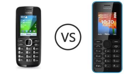 themes for nokia 110 dual sim nokia 110 vs nokia 108 dual sim phone comparison