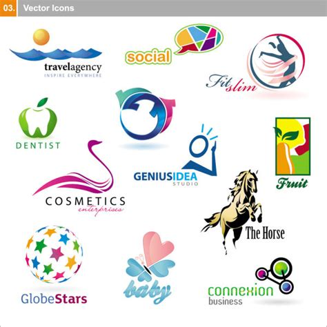 free logo design elements vector free logo vector design elements download free vectors