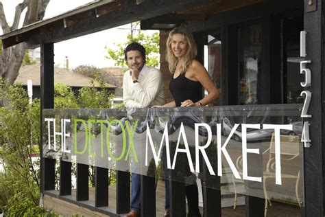 Valerie Detox Market by The Detox Market La