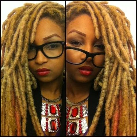 dreadlocks and weave combined together for a bang hairstyle 186 best images about somewhat natural locs colorful on