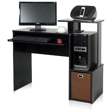 furinno 12095bk br econ multipurpose home office computer