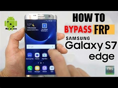 how to bypass the samsung galaxy s4 lock screen password samsung galaxy s7 edge sm g935f frp lock bypass google