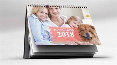calendrier bureau photo calendrier de bureau personnalis 233 avec photo flexilivre
