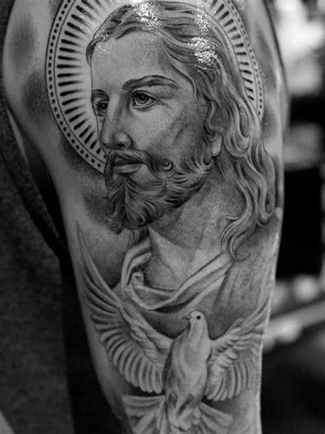 tattoo de jesus cristo em 3d 50 tatuagens de jesus cristo bra 231 o costas barriga