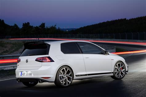 white volkswagen gti 2016 new volkswagen golf gti clubsport costs 36 450 too much