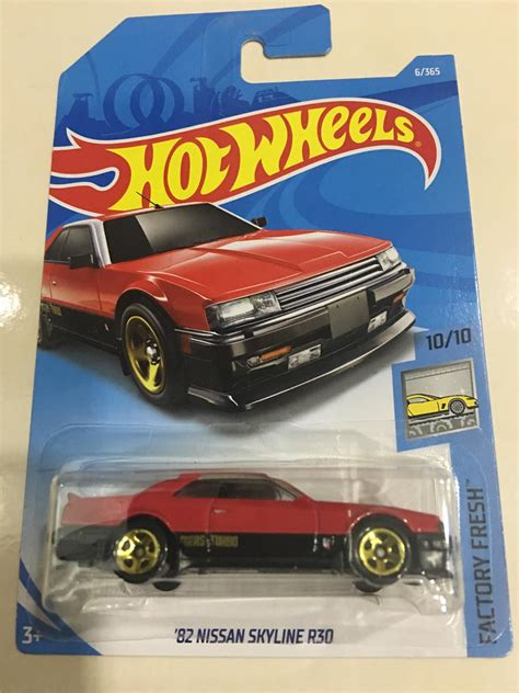 nissan hotwheels wheels 82 nissan skyline r30 end 9 5 2019 10 15 pm