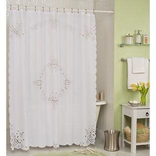 essential home curtains essential home shower curtain camelot fabric home bed