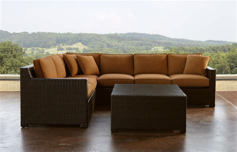 outdoor patio sectional small patio sectionals patio