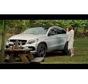 Mercedes Benz GLE 450 AMG Coup&233 – Jurassic World 2015