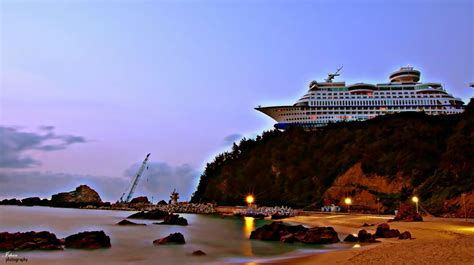 resort cruise sun cruise hotel south korea places