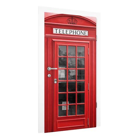 carta parati per porte carta da parati per porte telephone 215cm x 96cm