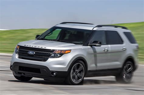 Ford Explorer 7 Seater   reviews, prices, ratings with