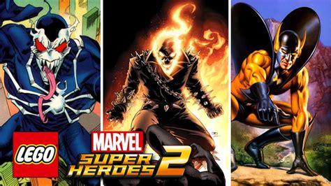 lego marvel super heroes 2 confirmed for nintendo switch lego marvel super heroes 2 ghost rider shocker venom