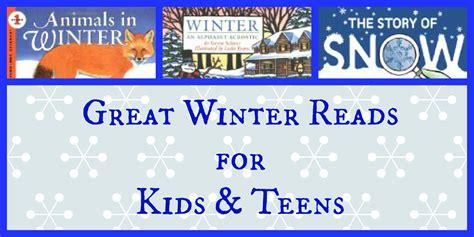 winter books winter books for