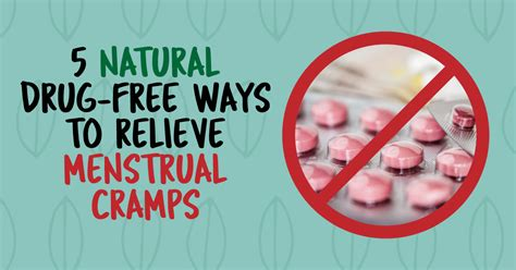 Ways To Relieve Menstrual by 5 Free Ways To Relieve Menstrual Crs The