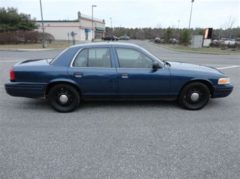 all car manuals free 2009 ford crown victoria security system sell used 2009 ford crown victoria p71 police interceptor sedan e85 flex fuel in bellport new
