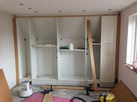 Begehbarer Kleiderschrank Bauen by Begehbarer Kleiderschrank Dachschr 228 Ge Tolle Tipps Zum