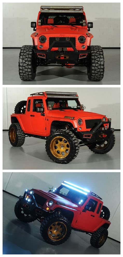 jeep forward sema jeep wrangler jk 8 sema build jeeps check and cars