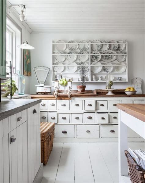 Country Chic Kitchen by Shabby Chic Country Kitchen Design For Creative Renovators
