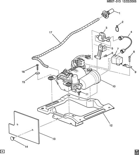 buick rendezvous diagram buick rendezvous exhaust diagram buick free engine image for user manual