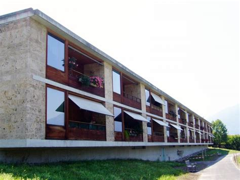 Elderly Housing Project Peter Zumthor Chur Switzerland
