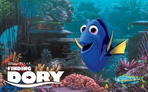 Disney Pixar Finding Dory finding dory review everywhere