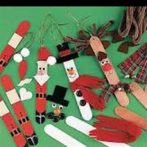 christmas crafts arts and crafts pinterest