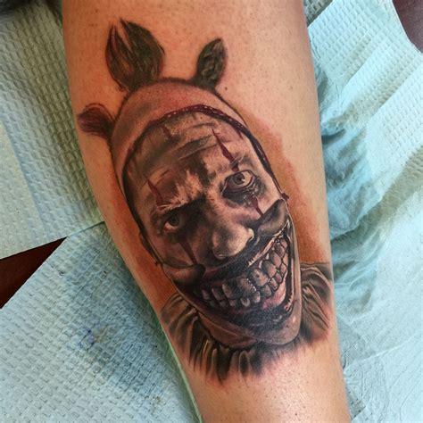 joker tattoo farmville va horrorhound 2015 bring the dead and anarchy to cincinnati