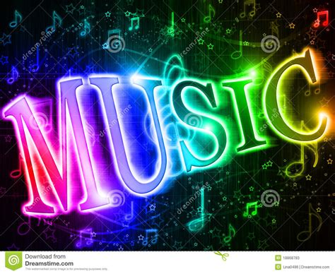songs with the word colorful word stock photos image 18868783