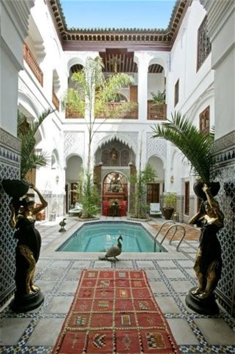 moroccan homes 25 best ideas about courtyard pool on home