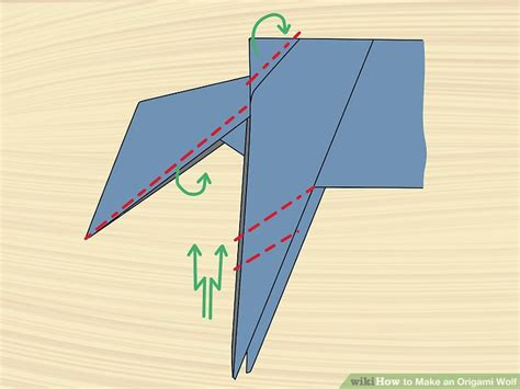 How To Make An Origami Wolf Step By Step - how to make a origami wolf step by step 28 images 81