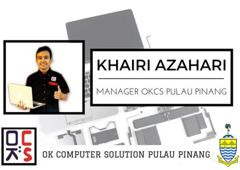 Laptop Apple Di Bandar Lung ok computer solution pulau pinang lokasi ok computer solution pulau pinang okcs penang