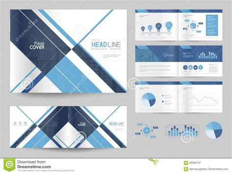 free company profile layout design business brochure design template and page layout for