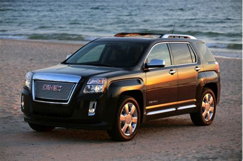 chevrolet jeep 2013 2013 gmc terrain review ratings specs prices and