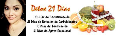 Detox 21 Dias by Detox 21 Dias Rotacion De Carbohidratos Registro