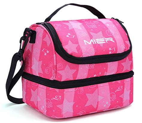 80730 Pink Tas Import Bag Impor mier decker insulated lunch box pink soft cooler bag import it all