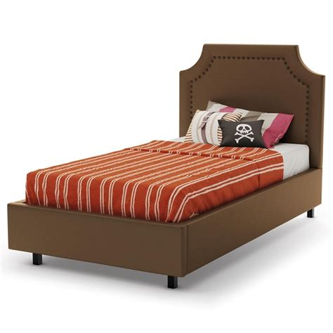 12513 Xl Milton Bed Twin Xl Size Bed Xl