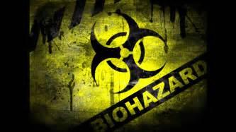 Computer Desktop Signpost Biohazard Symbol Wallpapers Wallpaper Cave