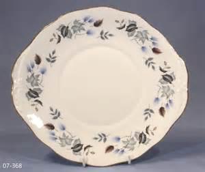 colclough linden vintage bone china cake plate a serving