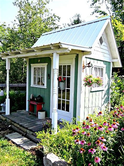 235 best images about from a shed to a home on pinterest 235 best cottage garden sheds images on pinterest