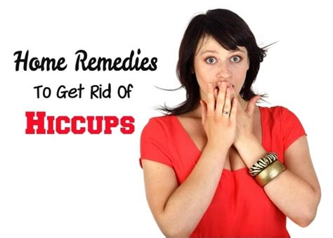 Home Remedies For Hiccups by How To Cure Hiccups With Simple Home Remedies
