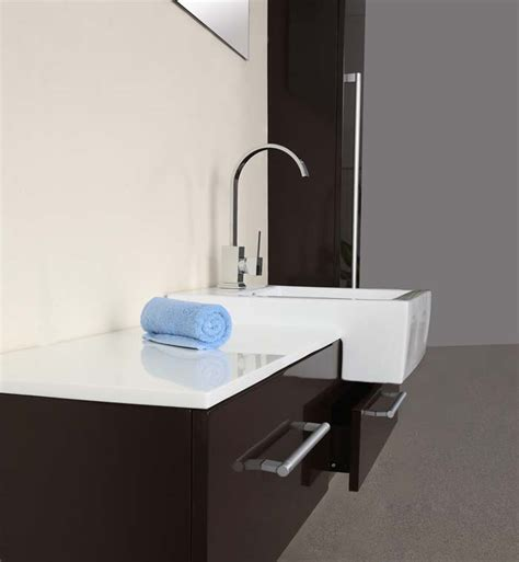 allure bathrooms modern bathroom vanity allure