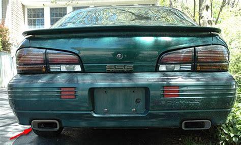 1995 Pontiac Bonneville Ssei by We A 1995 Pontiac Bonneville Ssei I Am Trying To