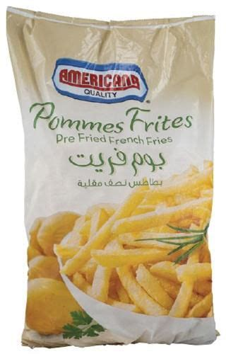 Fries Premium 2 5 Kg americana fries 2 5 kg price from geantonline in