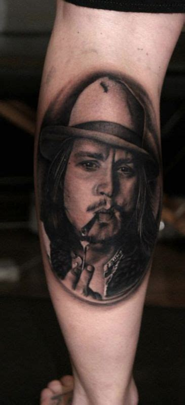 johnny depp tattoo designs 1000 images about people have johnny depp characters as