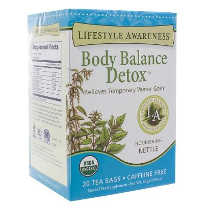 Balance Detox by Balance Detox Lifestyle Awareness Teas Wholesale