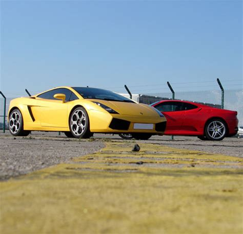 Match : Ferrari F430 vs Lamborghini Gallardo