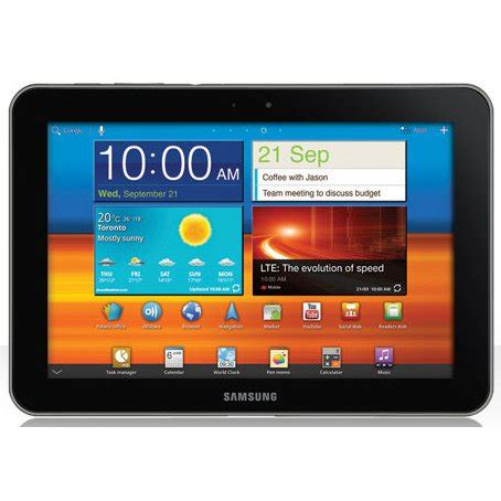 Samsung Galaxy Tab 8 9 Lte samsung galaxy tab 8 9 lte now available at rogers for 650 cad outright
